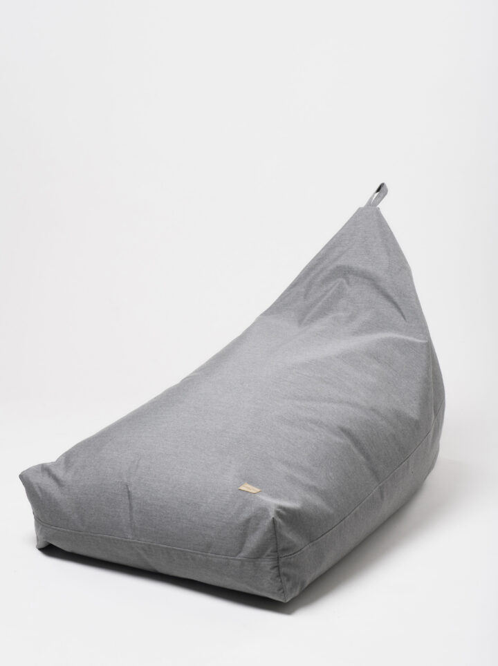 Beanbag outdoor dark grey